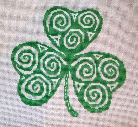 Tribal Shamrock